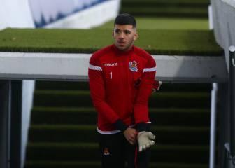 Rulli podría salir al Montpellier, si falla el fichaje de Olsen