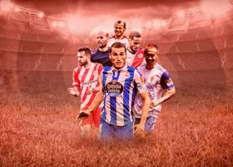 Especial AS Liga SmartBank: equipos, jugadores, calendario...