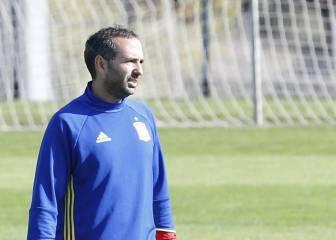 Pedro López da la lista para los amistosos ante Italia en Murcia