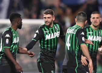 El Sassuolo, líder en ingresos por patrocinio de la Serie A