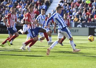 Ningún jugador del Leganés le ha marcado gol al Atlético