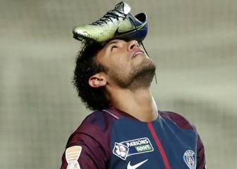 La 'Operación Neymar' queda en manos de Dembélé