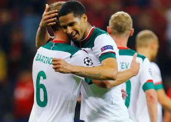 El Leverkusen falla dos veces en defensa y cae ante el Lokomotiv 2