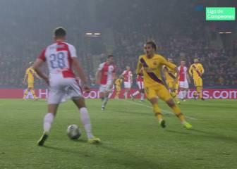 El aura de Simeone llega al Barça a través de Griezmann y una jugada muy significativa 1