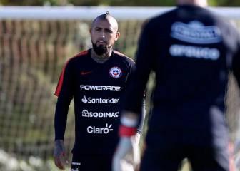 """Vidal, sobre Claudio Bravo: """"No seremos amigos nunca"""""""