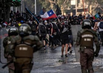El gobierno de Chile estudia renunciar a la final en Santiago