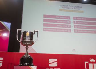 The first round draw of the Copa del Rey will be on Sunday 17   - Transgaming 1