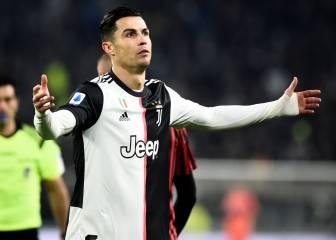 Cristiano enfada a la Juventus