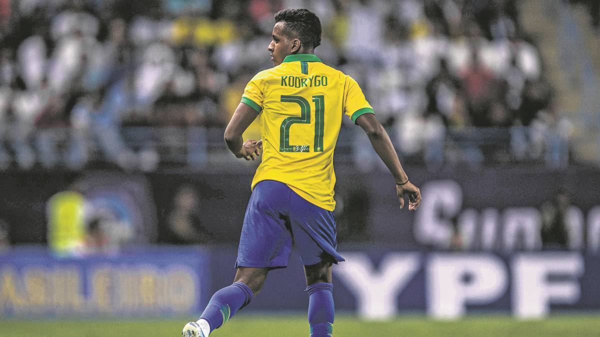 Brazil-now-asks-Rodrygo-to-have-more-prominence