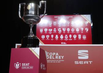 Copa del Rey first round schedules are already known   - Transgaming 1
