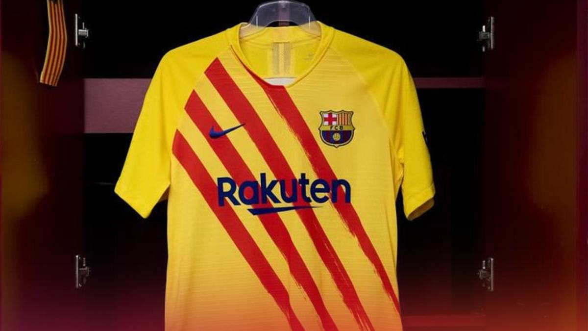 Barcelona-will-debut-in-the-Metropolitan-Wanda-the-shirt-of-the-senyera