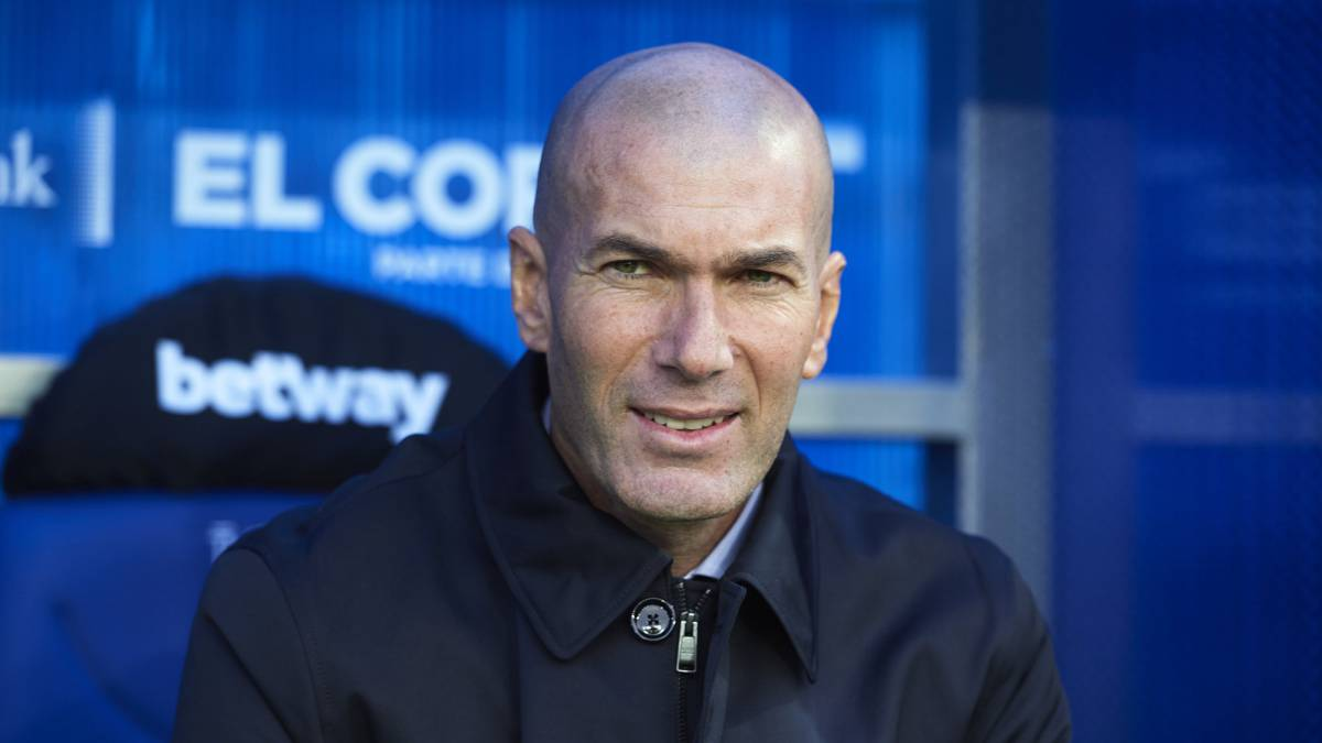 "Zidane:-""A-month-ago-they-said-everything-...-Tranquility"""