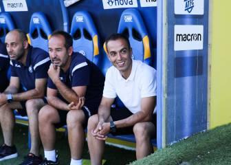 Borja Jiménez, destituido en Grecia