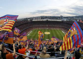 Classic: ETF rules out protests outside Camp Nou   - Transgaming 1