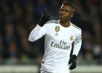 Brujas 1 - Real Madrid 3: resumen, resultado y goles del partido 2