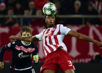 El Olympiacos supera a la Estrella Roja con un penalti 2