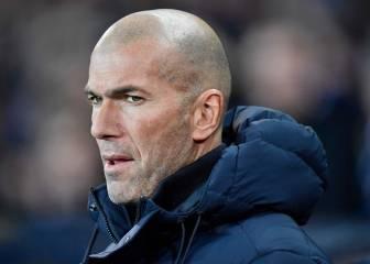 """Zidane: """"Llegamos en buen momento al Clásico"""" 2"""
