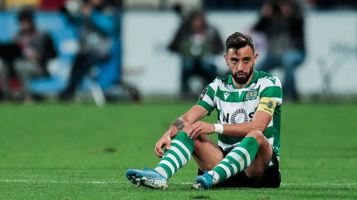 """Bruno-Fernandes-and-the-horror-of-the-ultras:-""""Jorge-Jesús-had-blood-in-his-mouth"""""""