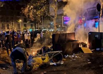 Police fear barricades to seal Camp Nou in Madrid   - Transgaming 1