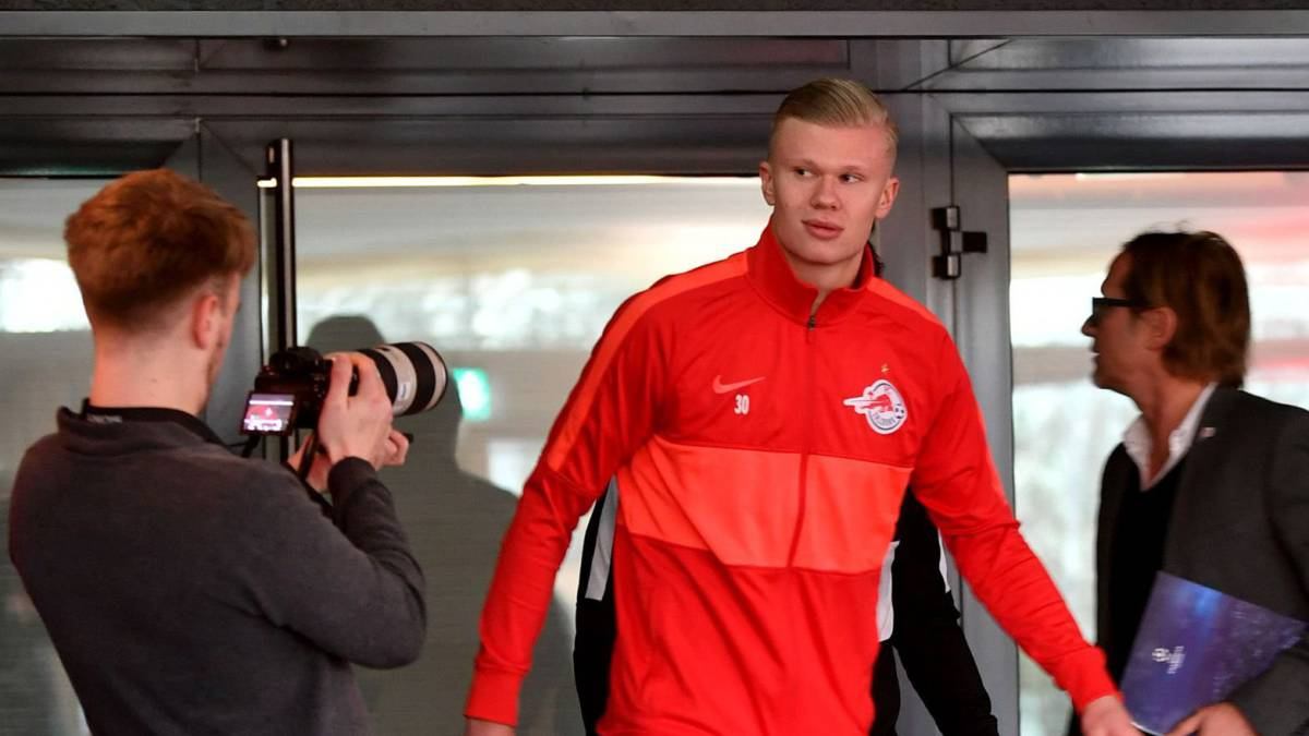 Salzburg-recognizes-contacts-with-Dortmund-by-Haaland