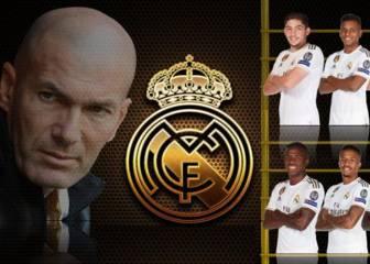 El Madrid rejuvenece cinco años en sólo dos meses