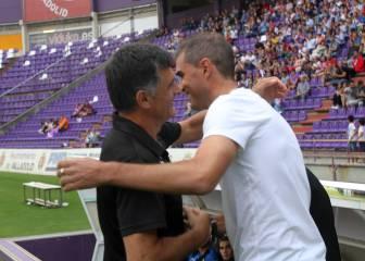 Athletic-Eibar Garitano-Mendilibar: Friendship moved to a Basque derby   - Transgaming 1