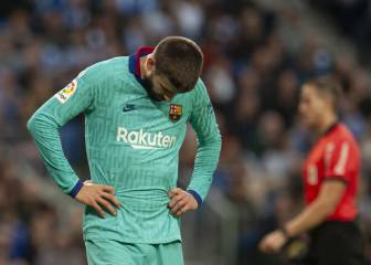 The VAR has intervened in four Barcelona games this season and has not benefited   - Transgaming 1
