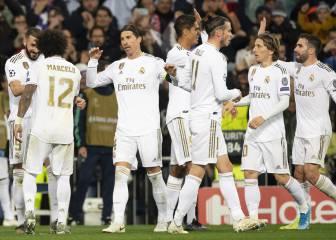 Valora a los jugadores del Madrid en lo que llevamos de temporada 1