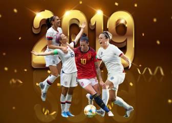 Las 10 mejores jugadoras de 2019 1