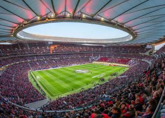 Los 9 estadios de fútbol más modernos del mundo 1