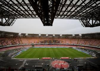 El Barça podría jugar en un San Paolo callado 2