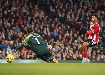 El Manchester City abruma en posesión pero con nula pegada 1