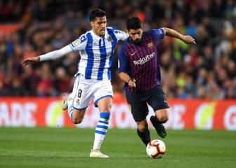 Mikel Merino: ?2019 ha sido mi consolidación en Primera?