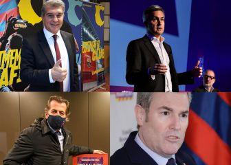 Las elecciones del Barça, en el limbo