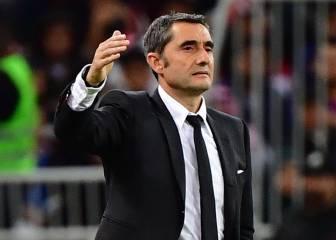 """Valverde: """"Cuando pierdes hay inestabilidad, es el fútbol"""" 1"""