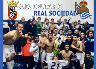 Ceuta: un territorio prohibido para la Real Sociedad