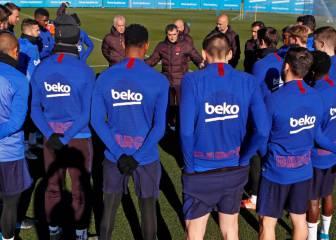 Última hora del Barça: Bartomeu ya está en la Ciutat Esportiva