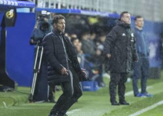 """Simeone: """"Perdimos un tiempo, volvimos a octubre"""""""
