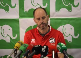 El entrenador de Unionistas pide a sus jugadores que disfruten