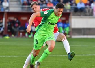 Ebro - Leganés en directo: Copa del Rey en vivo 1
