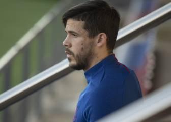 Carles Pérez, el último maltratado