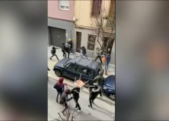 Más violencia y más miedo: pelea entre ultras del Athletic y el Espanyol
