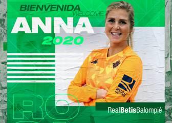 El Betis ficha a la portera estadounidense Anna Buhigas