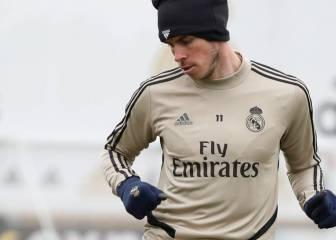 Bale apura para la Copa