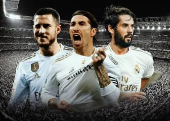 Descubre los valores de mercado de la plantilla del Real Madrid