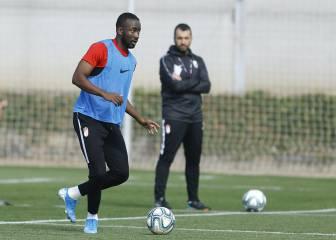Granada   Neyder Lozano se despide de la presente temporada 1