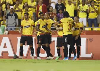 Barcelona - Cerro Porteño en vivo: Copa Libertadores hoy 1