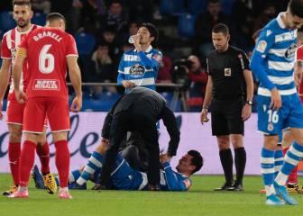 Somma, operado del cruzado y el Deportivo podrá fichar