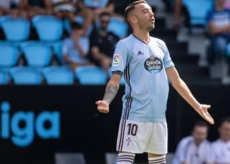 Celta - Leganés en directo: LaLiga Santander en vivo 1
