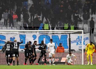 """El Amiens le """"roba"""" dos puntos al Marsella en el descuento"""